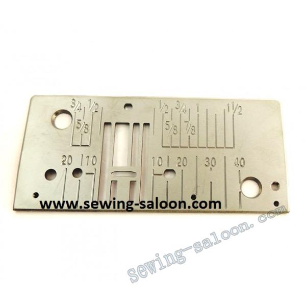 Игольная пластина Janome 6260QC