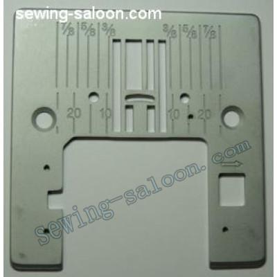 Игольная пластина для швейной машины Minerva MC 40, МС 80 и ...