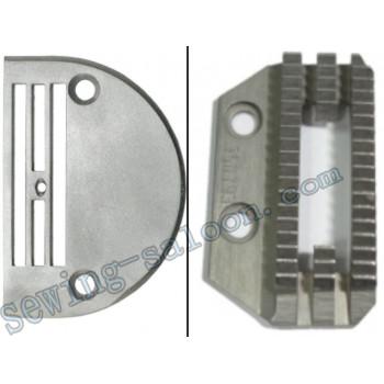 Игольная пластина H-26  (4813)+ зубчатая рейка арт 150793 (4816)