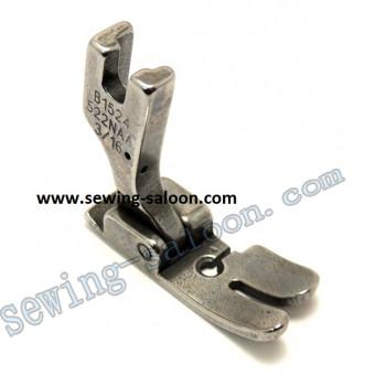 Лапка для машин с обрезкой края 3/16  (4,8 мм) (1650)