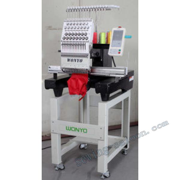 Вышивальная компьютеризированная машина wonyo wy 1501 cs