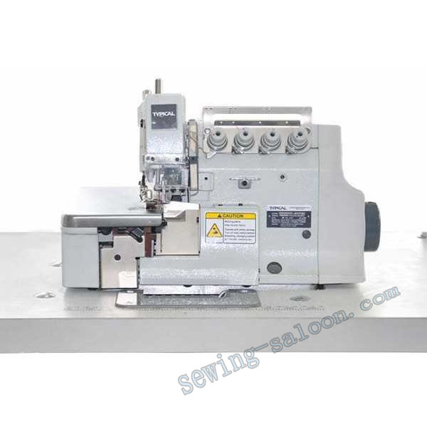 Промышленный оверлок typical gn3000-4g