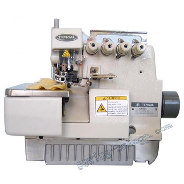 Typical gn795 промышленный оверлок