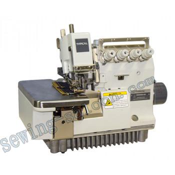 Промышленный оверлок typical gn2000-5h