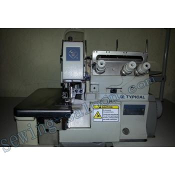 Промышленный оверлок typical gn3000-3В