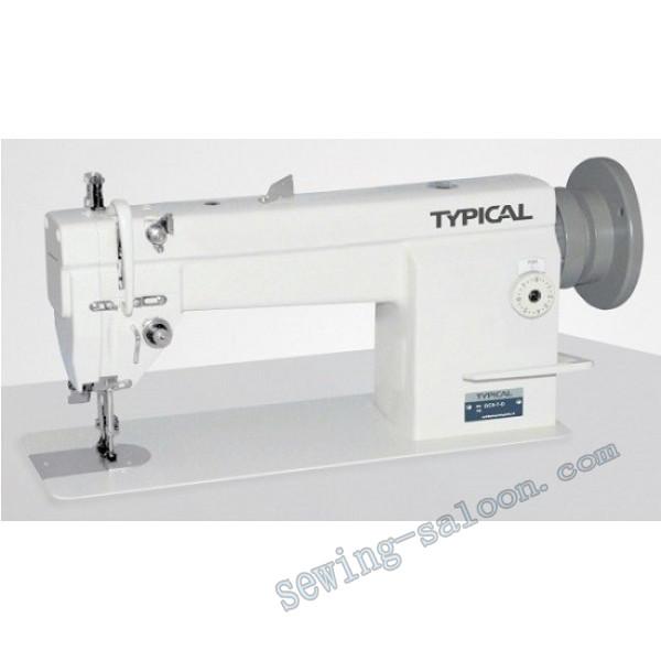 Швейная машина typical gc 6-7d