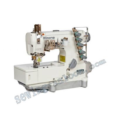 Промышленная плоскошовная машина Minerva M 571 JDI