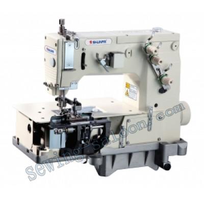 Промышленная плоскошовная машина shunfa sf2000c