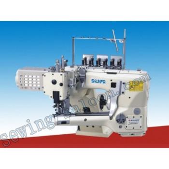Промышленная плоскошовная машина shunfa sf6200-01ms-d