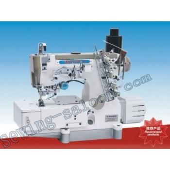 Промышленная плоскошовная машина shunfa sf 662-01cb/ut