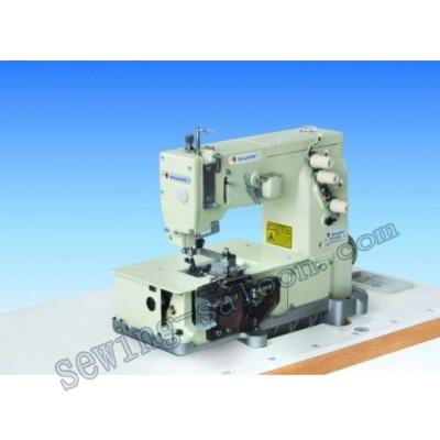 Промышленная плоскошовная машина shunfa sf 2000С