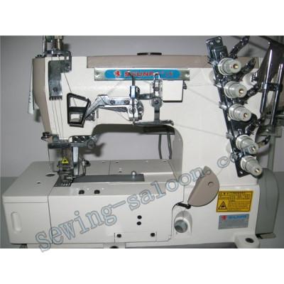 Промышленная плоскошовная машина shunfa sf 562-01cb