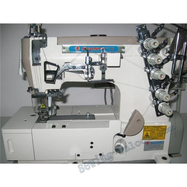 Промышленная плоскошовная машина shunfa sf662