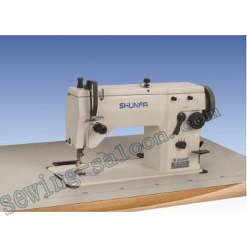 Промышленная машина зиг-заг shunfa sf 20 u-43