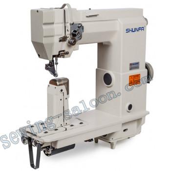 Промышленная колонковая машина shunfa sf 9910