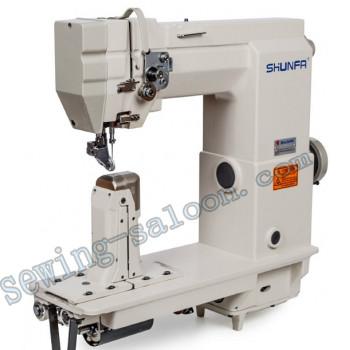 Промышленная колонковая машина shunfa  sf 591d-bft