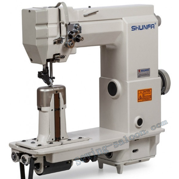 Промышленная колонковая машина shunfa sf 592d-bft