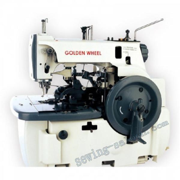 Швейная машина golden wheel 31168-6 (minerva type)