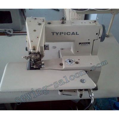 Машина потайного стежка  typical  gl 13101-2  (подшивочная)