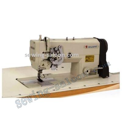 Двухигольная швейная машина shunfa sf 872-Н