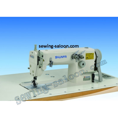 Двухигольная швейная машина shunfa sf 3900-2