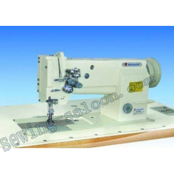 Двухигольная швейная машина shunfa sf 20606-2n