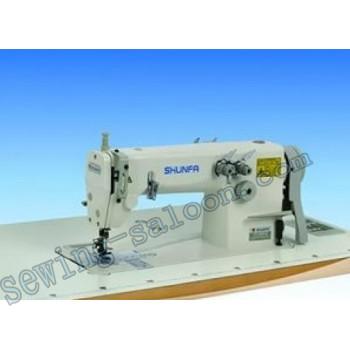 Двухигольная швейная машина SHUNFA SF 8452