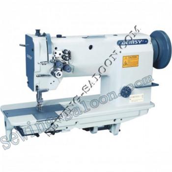 Двухигольная швейная машина GEMSYGEM 2000S-1B