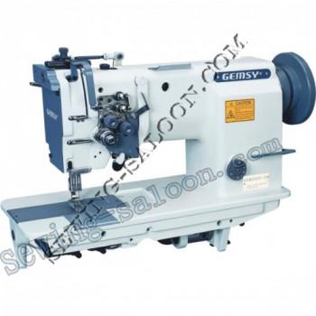 Двухигольная швейная машина gemsy gem 2000s-2b