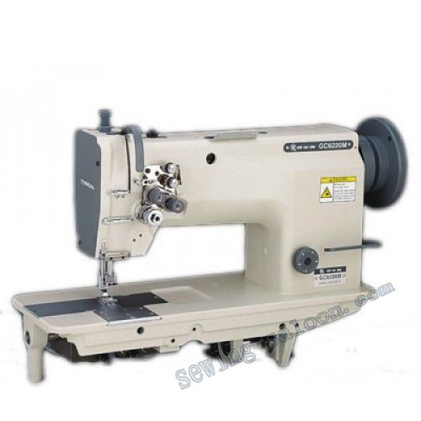 Двухигольная швейная машина typical gc 6240m