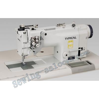 Двухигольная швейная машина typical gc6240bd