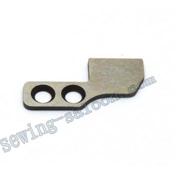 Нижний нож оверлока Janome ML 744D, 784D