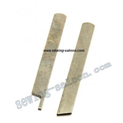 Ножи узкие на оверлок GN (51 класс)