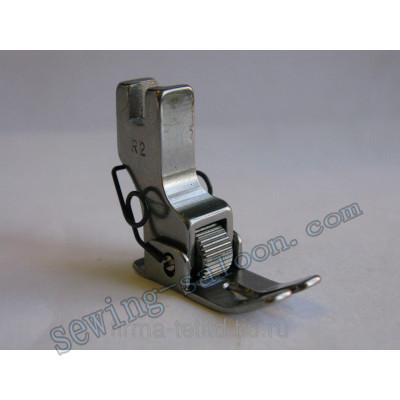 Лапка роликовая для прямострочной машины  R2  (2310)