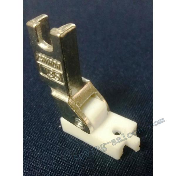 Лапка для потайной молнии тефлоновая  S518-NT (1061)