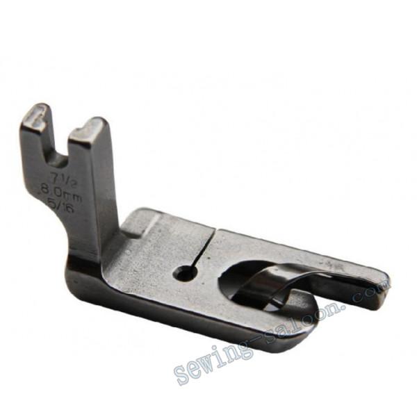 Лапка для подрубки (подворота) края материала на 8 мм (6419)