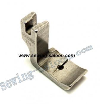 Лапка для вшивания канта (двухсторонняя) P69DG 1/4(1215)