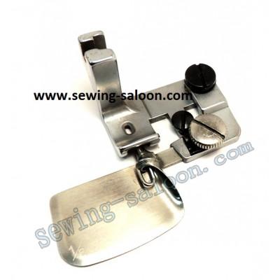Лапка для двойного подгиба F502 - 3mm (1/8)