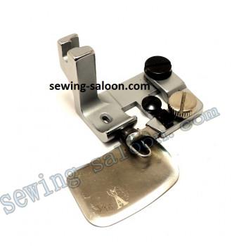 Лапка для двойного подгиба  F502 - 5mm (3/16 )