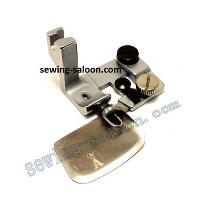 Лапка для двойного подгиба F502 - 5mm (3/16)