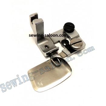 Лапка для двойного подгиба  F502 - 6mm (1/4 )