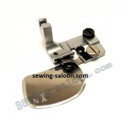 Лапка для двойного подгиба F502 - 10mm (3/8)