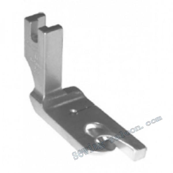 Лапка для подрубки (подворота) края материала на 4 мм (6412)