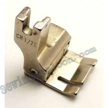 Лапка для отстрочки подпружиненная правая CR 1/2E (1009)