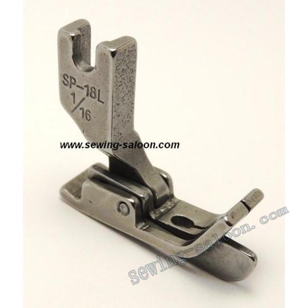 Лапка для отстрочки SP-18L 1/16 - 1,6 мм (1073)
