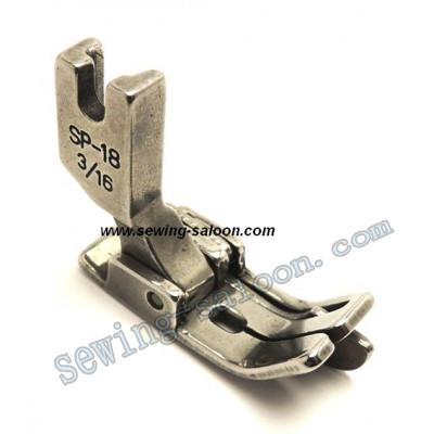 Лапка для отстрочки SP-18 3/16 - 4,8 мм (1077)