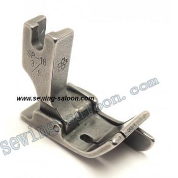 Лапка для отстрочки SP-18 3/8 - 9,5 мм (1078)