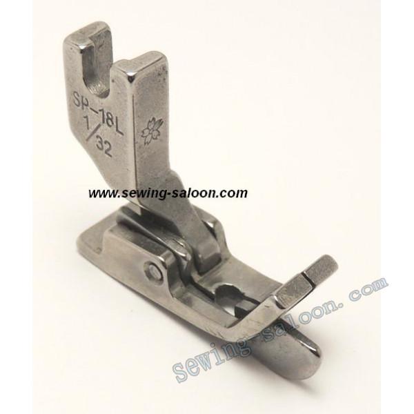 Лапка для отстрочки SP-18L 1/32 - 0,8 мм (1085)