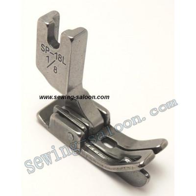 Лапка для отстрочки SP-18L 1/8 - 3,2 мм (1079)