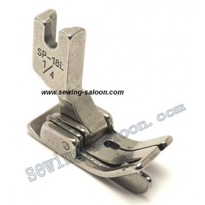 Лапка для отстрочки SP-18L 1/4 - 6,4 мм (1080)